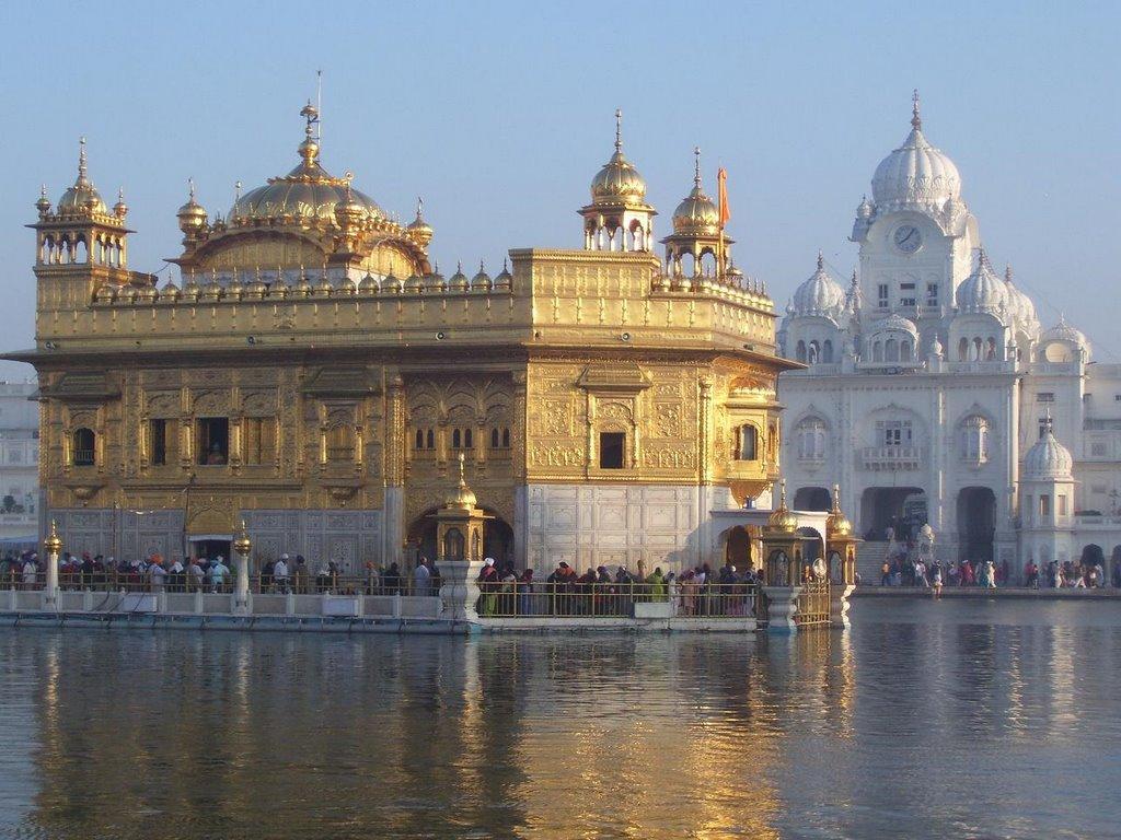 Shri Harimandir Sahib ji (AmritsarIndia)